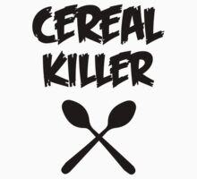 CEREAL KILLER (Muesli / cornflakes) One Piece - Short Sleeve
