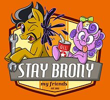 Stay Brony My Friends Garage by StayBrony