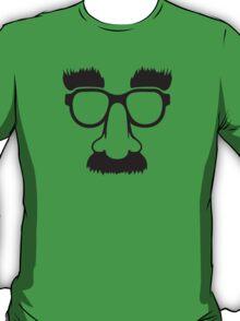 Groucho mask - nerd glasses T-Shirt