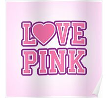 LOVE PINK Poster