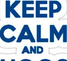 Halo Keep Calm Sticker