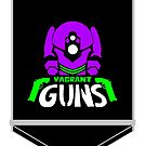 Vagrant Guns the T-Shirt (/acg/ is for losers) by feilarco