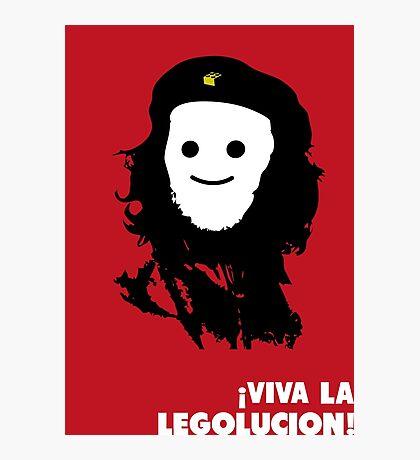 Viva La Legolucion Photographic Print