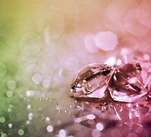 Diamonds are a girl's best friend... by Natalia Campbell