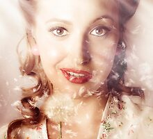 Fifties Beauty In Nature And Natural Light by Ryan Jorgensen