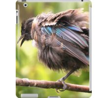 Tui......OK,  what comedian stole my other leg......? iPad Case/Skin