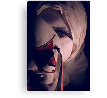 Dissimulate Canvas Print