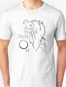 The Art Critic Unisex T-Shirt
