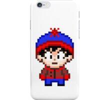 South Park Stan Marsh Mini Pixel iPhone Case/Skin