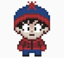 South Park Stan Marsh Mini Pixel by geekmythology