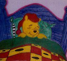 pooh bear. by airmoe69