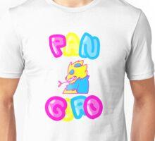 Pansexual Pride Pangoro Unisex T-Shirt