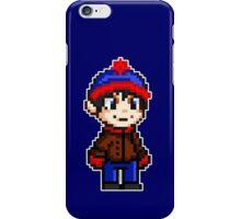 Stan Marsh Pixel iPhone Case/Skin