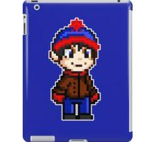Stan Marsh Pixel iPad Case/Skin