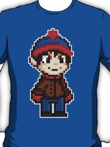 Stan Marsh Pixel T-Shirt