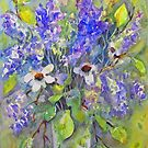 Spring bouquet by bevmorgan