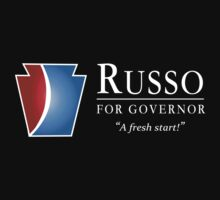 Russo for Governor by Imagineer29