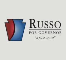 Russo for Governor - Dark by Imagineer29