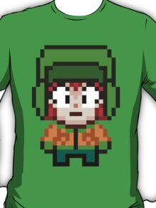 South Park Kyle Broflovski Mini Pixel T-Shirt