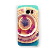 Lemon Tea Samsung Galaxy Case/Skin