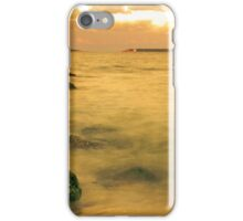 Sunset at Dolls point iPhone Case/Skin