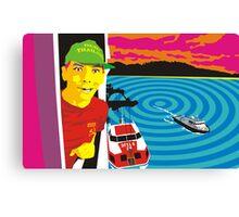 Phuket Canvas Print