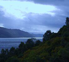Loch Ness by karen Bradshaw