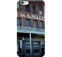 """Old Washoe Club"" iPhone Case/Skin"
