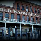 """""""Old Washoe Club"""" by Lynn Bawden"""