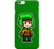 Kyle Broflovski Pixel iPhone Case/Skin
