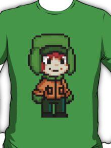 Kyle Broflovski Pixel T-Shirt