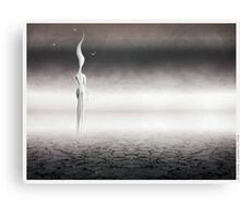 In Dreams Canvas Print