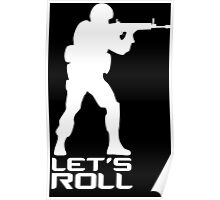 Let's Roll Poster