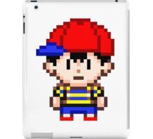 Ness - Earthbound Smash Bros Mini Pixel iPad Case/Skin