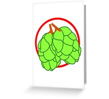 Hops Greeting Card
