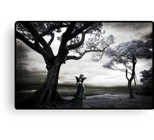 Utopian Garden Canvas Print