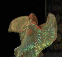 Joyous Dancer by Sandra Chung