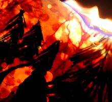Forest Fire by Lividly Vivid