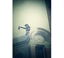 The Night Watchman Photographic Print