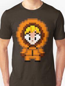 South Park Kenny McCormick Mini Pixel T-Shirt