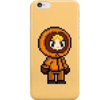 Kenny McCormick Pixel iPhone Case/Skin