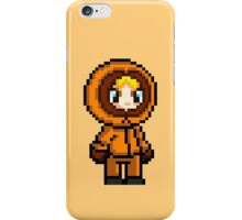 Kenny McCormick Pixel iPhone Case/Skin