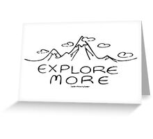 Explore More Greeting Card