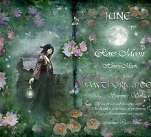 June : Hawthorn Moon by Angie Latham