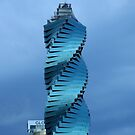 Donald Trump's Office Tower, Panama by Maggie Hegarty