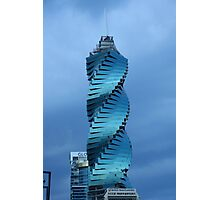 Donald Trump's Office Tower, Panama Photographic Print