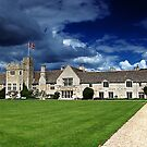 rockingham castle by cynthiab