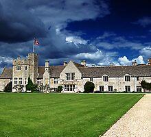 rockingham castle by cynthiab