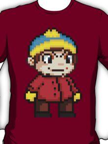Eric Cartman Pixel T-Shirt