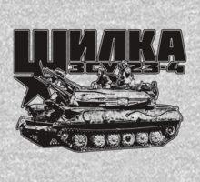 ZSU-23-4 Shilka One Piece - Long Sleeve